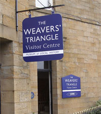 The Weavers' Triangle Visitor Centre